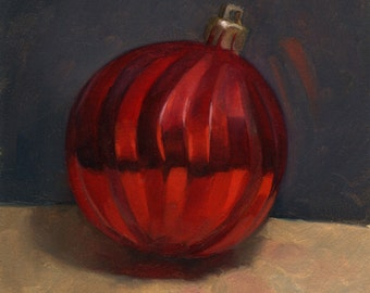 Ornament Oil Painting
