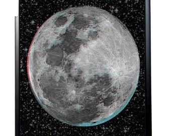 The Moon Trip Lunar Celestial For iPad 2/3/4, iPad Mini 1/2 and iPad Air
