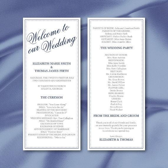 Printing Wedding Invitations At Staples: Free Download Program Printing Wedding Programs At Staples