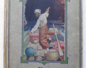 Sinbad from The Arabian Nights Collins' Clear Type Press circa 1914