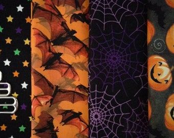 Halloween Collars - Whippet, Greyhound, Italian Greyhound, small to large dogs - Martingale and Tag collar