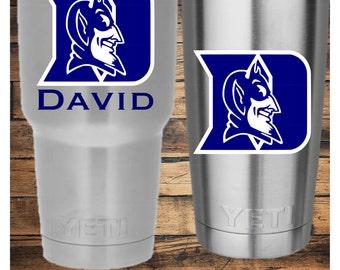 Duke University Blue Devils Decal
