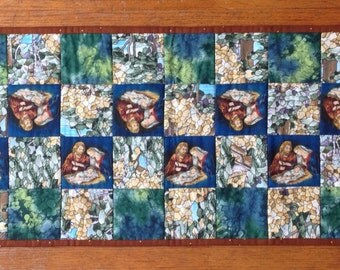 102 Holy Family Quilted Religious Runner