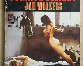 TURKISH DELIGHT ~ Rare & collectible erotic novel! ~ Paperback book~ 1st US edition, w/images from the film (Wolkers, Dell, 1976)