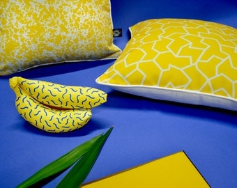 CRAK Cushion cover! 40 * 40 cm - yellow