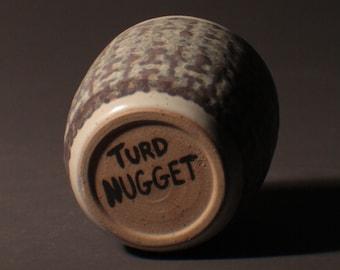 Turd Nugget Tumbler