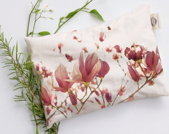 Heat Pad Efflorescence 9256 / SS2016 Collection, Relaxation Pillow, Microwavable Heat Pack