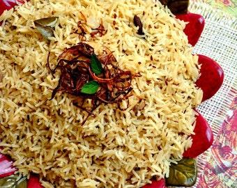 BASMATI RICE Premium Aged Himalayan Rice Fresh Non GMO All Natural