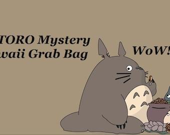 TOTORO Mystery Kawaii Surprise Grab Bag