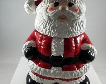 Santa Claus Cookie Jar (927)