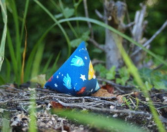 Space-Pyramid, Cattoy filled with Valerian