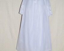 Vintage Lorraine Silk Peignoir, 60s Sheer Purple Gown, Silk Nightgown Set, Vintage Purple Nightgown Set, Vintage Silk Set,Robe Nightgown