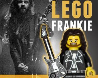 LEGO Frankie (Hand-Painted Minifigure)