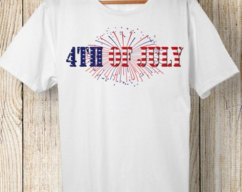 4th of July T Shirt (Fourth of July, Vote, Patriotic, )