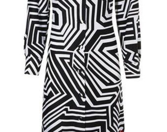 Incredible Designer shirt dress by Lanvin