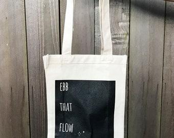 Ebb That Flow Tote