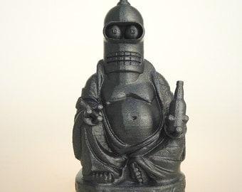 Futurama - Zen Bender (Dark Steel Finish)