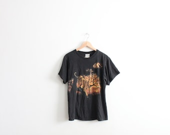 Jungle Jaguar 90s Tee