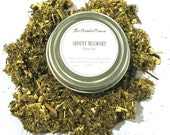 Ardent Mugwort Flying Salve - for Witchcraft, Hedge Crossing, Astral Travel, Rituals, Spirit Communication, Dreaming, and Divination.