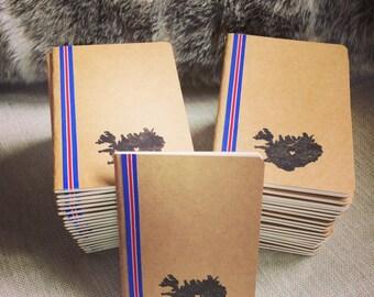 Icelandic notebook