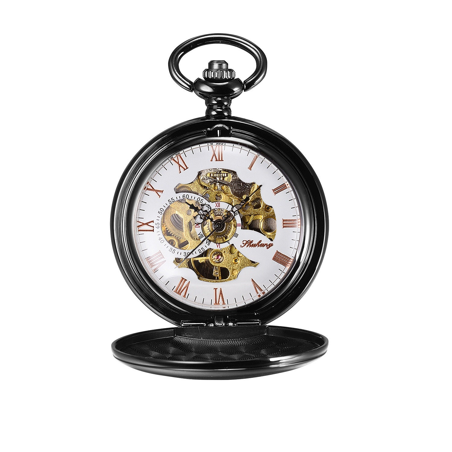 Pocket watch groomsmen gift engraved pocket watch for Watches engraved