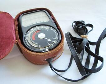 Vintage Sangamo Weston Light Meter: model no. S141/735