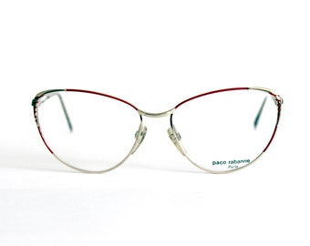 Paco Rabanne Cat Eye Eyeglasses - Mod. 701