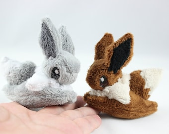 Tiny (Shiny) Eevee Plush - Pokemon