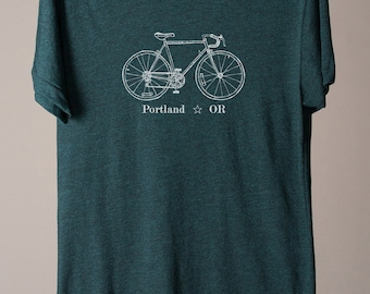 Portland t-shirt, Portland Oregon t-shirt, Oregon tshirt, Oregon tee shirt
