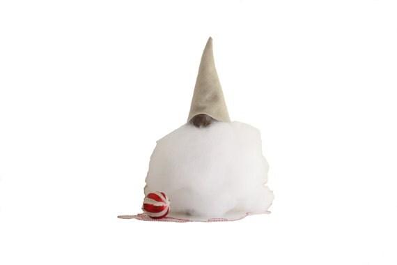 lutin scandinave de grande taille gnome nordique gnome. Black Bedroom Furniture Sets. Home Design Ideas