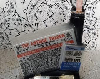 Jim Beam decanters Antique Trader