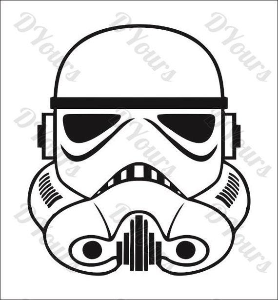 stormtrooper star wars vector model svg cdr ai pdf eps files rh etsy com stormtrooper vector png stormtrooper vector png