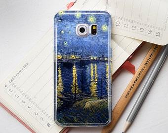 Samsung Galaxy S3 Case Samsung Galaxy S3 Cover Galaxy S4 Case Galaxy S5 Case Van Gogh Night