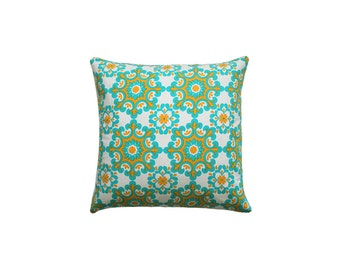 Pillow cover,Decorative pillow,turquoise pillow,accent pillow,Any Size,home decor,throw pillow,vintage pillow,pillow,white pillow,pillows