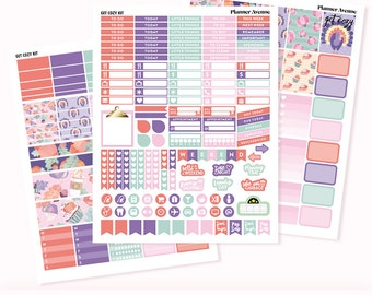 November Monthly Kit, Printable Weekly Kit, Thanksgiving Kit, Printable Thanksgiving Planner Stickers, Fall Weekly Kit, Fall Stickers