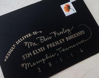 Custom Envelope Addressing Service
