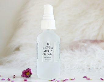 Moon Flower Hair Perfume | Strawberry + Lavender | 100% natural and vegan