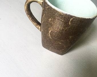 Hand Painted Coffee Mug