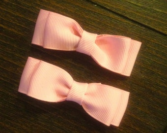 Fancy Pink Bows