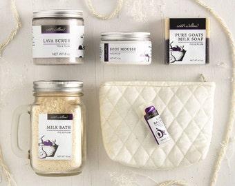 Spa gifts, Bath Gift Set, Skin care gift set, Spa Kits and Gifts, Spa Gift Set, Gifts for her, Gifts under 100, Spa gift box,