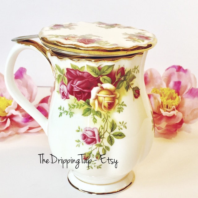 Vintage And Collectibles Fine Bone China And By TheDrippingTap
