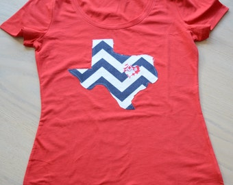Texas Heart T-shirt