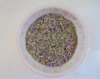 Thyme Dried Herb from Greece, Wild Thyme,  Organic Herb, Handcrafted, naturally dried!