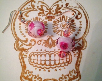 The Rosebud Earrings