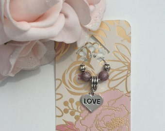 Custom Bridal Shower Favour, Wedding Shower Favour, Bridal thank you, Wedding favour wine charm