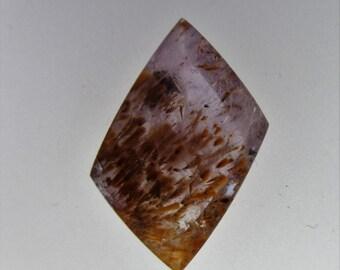 Natural Quartz, Super Seven Quartz, Melody Quartz,  Brazilian Gemstones, Cacoxenite Quartz, inclusion Quartz, Inclusion minerals