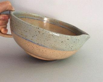 Stoneware Batter Bowl