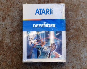 Defender Game For Atari 5200 Never Opened