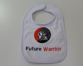 Future Warrior Bib
