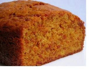Rum Carrot Cake